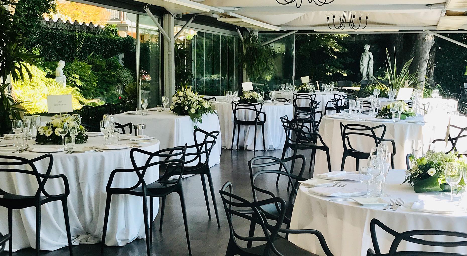 Acquadolce Lake Como Restaurant
