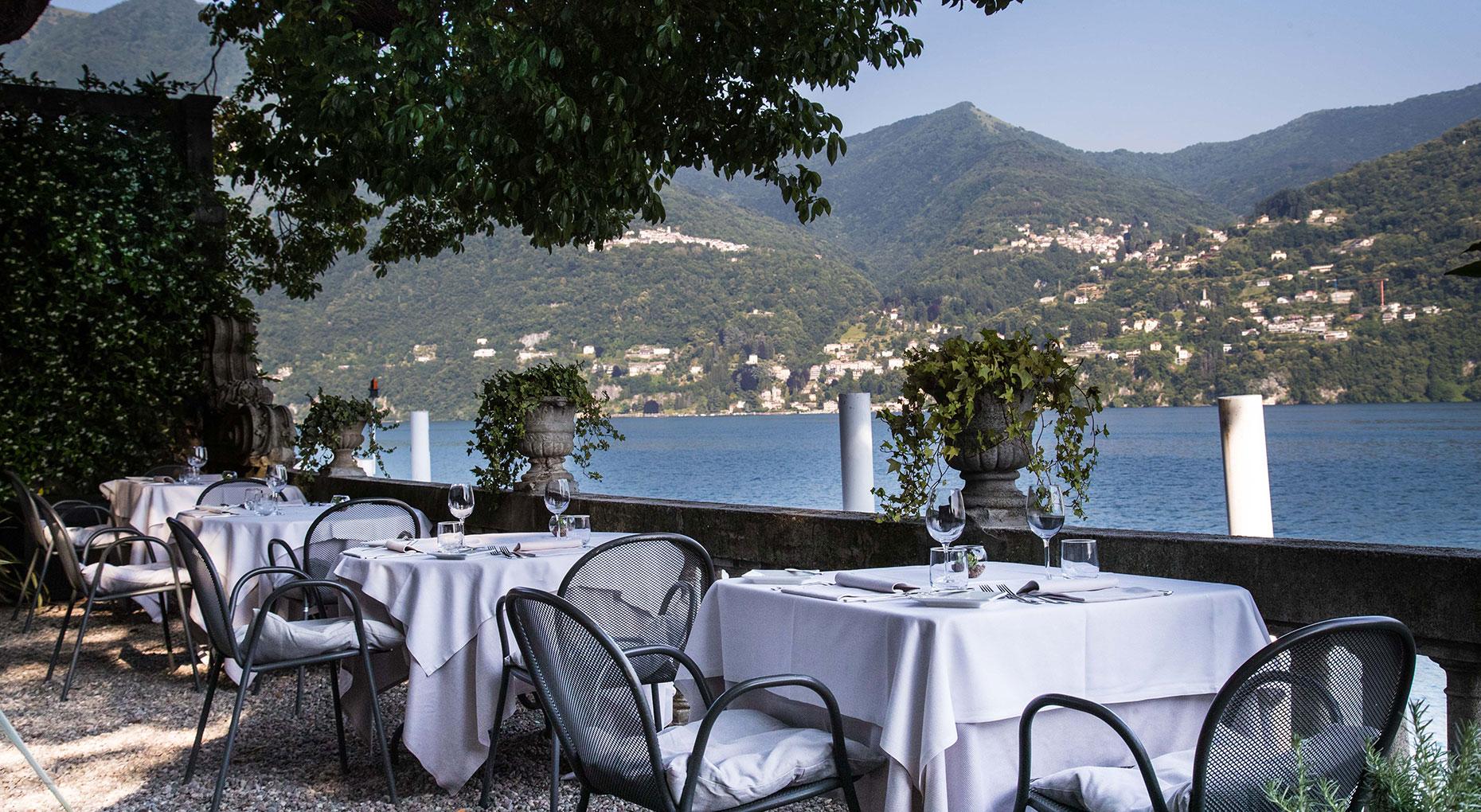 Acquadolce - Lake Como Restaurant